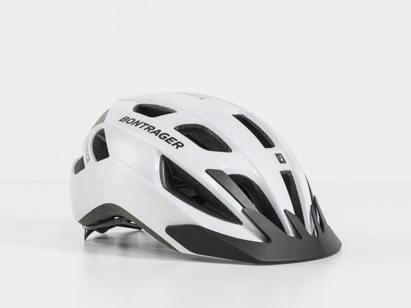 Bontrager Solstice Bike Helmet Color: White