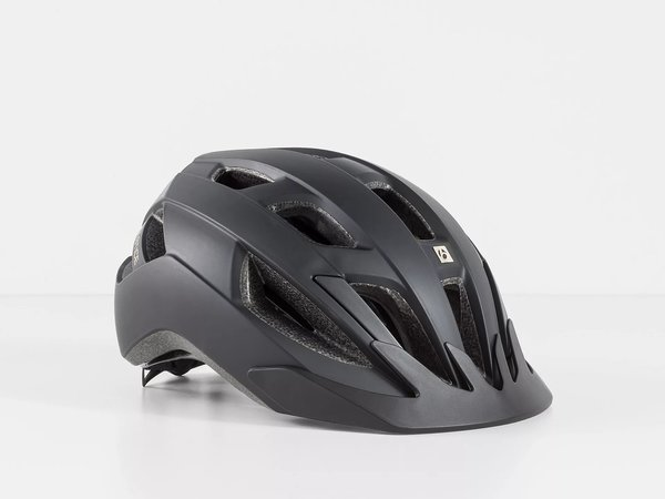 Bontrager Solstice MIPS Bike Helmet Color: Black