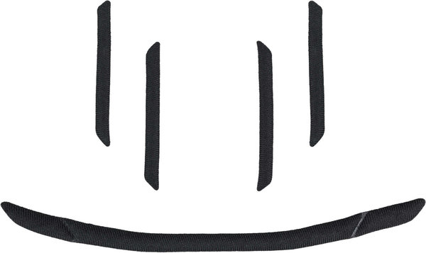 Bontrager Solstice MIPS Bike Helmet Fit Pad Color: Black
