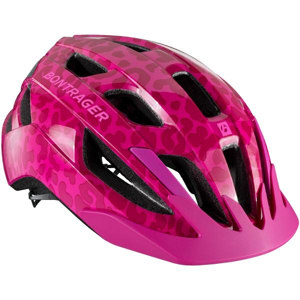 Bontrager Solstice MIPS Youth Bike Helmet Color | Size: Vice Pink | One Size