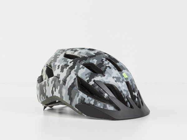 Bontrager Solstice MIPS Youth Bike Helmet Color: Grey