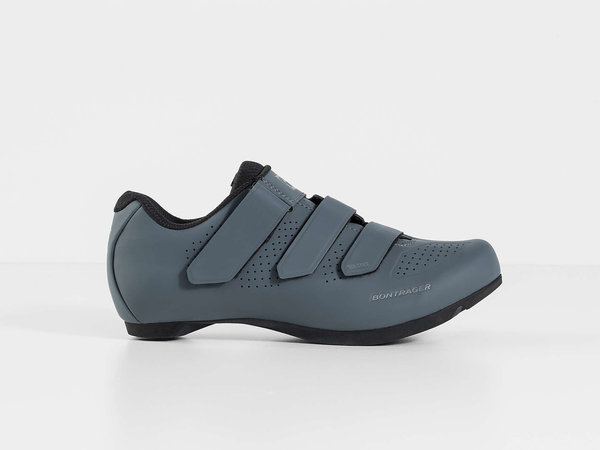 Bontrager Solstice Road Shoe Color: Battleship Blue/Anthracite