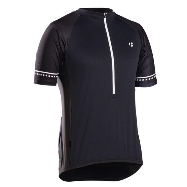 Bontrager Solstice Short Sleeve Jersey Color: Black