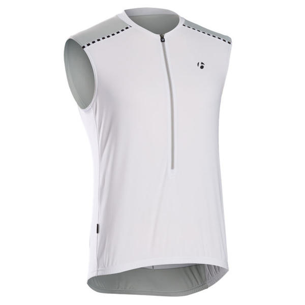 Bontrager Solstice Sleeveless Jersey Color: White