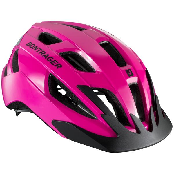 Bontrager Solstice Women's Bike Helmet Color: Vice Pink