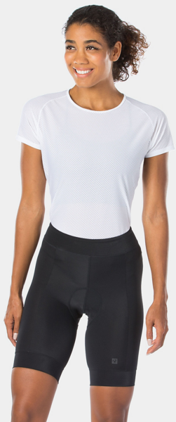 Bontrager Solstice Women's Cycling Short Color: Black