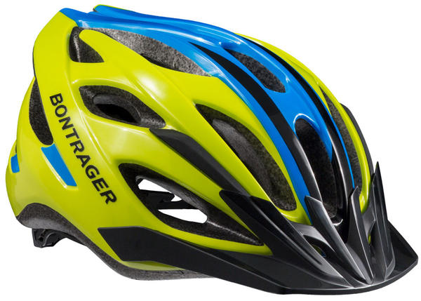 Bontrager Solstice Youth Color: Volt/Blue