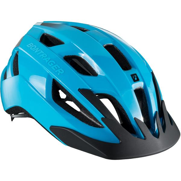 Bontrager Solstice Youth Bike Helmet Color: California Sky Blue