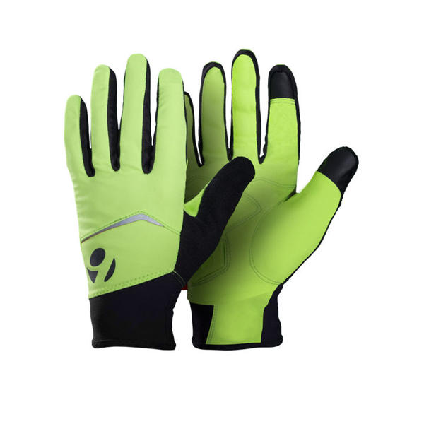 Bontrager Sonic Windshell Glove Color: Visibility Yellow
