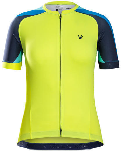 Bontrager Sonic Women's Jersey Color: Visibility Yellow