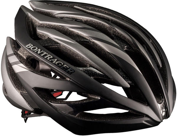 Bontrager Velocis Helmet Color: Matte Black/Charcoal