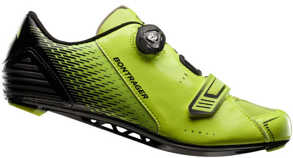 Bontrager Specter Shoes Color: Visibility Yellow/Black
