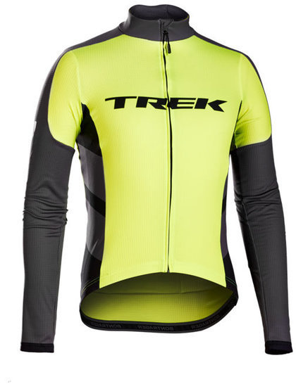 Bontrager Specter Thermal Long Sleeve Jersey Color: Visibility Yellow