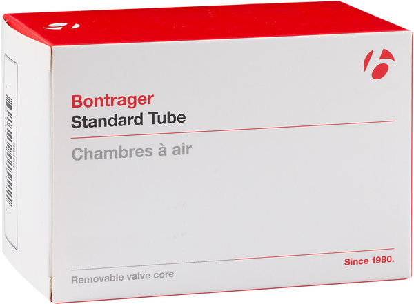 Bontrager Standard Schrader Valve Bicycle Tube