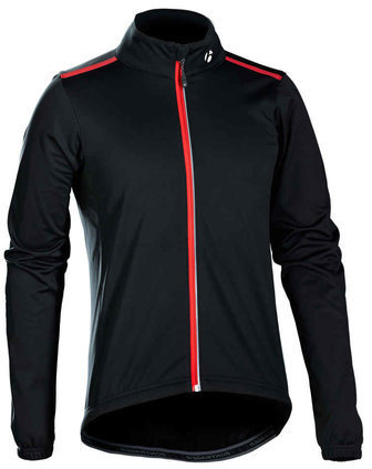 Bontrager Starvos S1 Softshell Jacket Color: Black