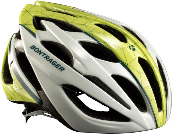 Bontrager Starvos Color: White/Green/Blue