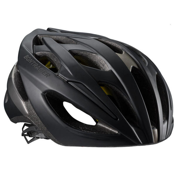 Bontrager Starvos MIPS Road Bike Helmet Color: Black