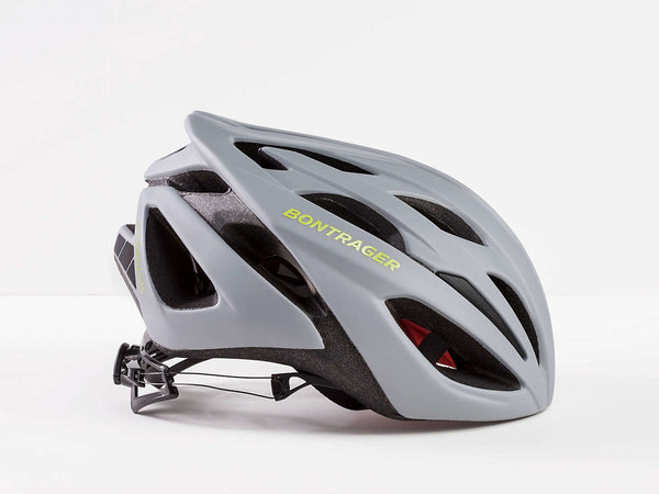 Bontrager Starvos MIPS Road Bike Helmet Color: Gravel/Volt