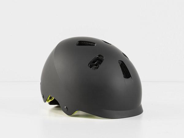 Bontrager Jet WaveCel Youth Bike Helmet Color: Black/Volt