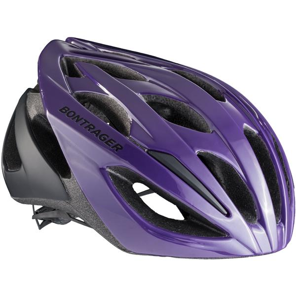 Bontrager Starvos Women's Bike Helmet Color: Purple Lotus