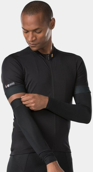 Bontrager Thermal Cycling Arm Warmer Color: Black