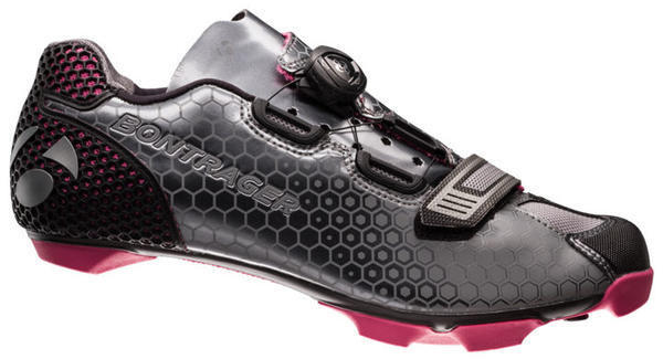 Bontrager Tinari MTB Shoes Color: Quicksilver