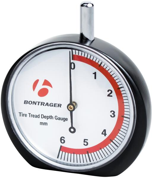 Bontrager Tire Tread Depth Gauge Color: Black