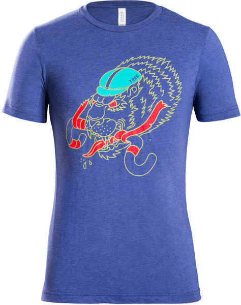 Bontrager Trek Beast T-Shirt Color: Blue