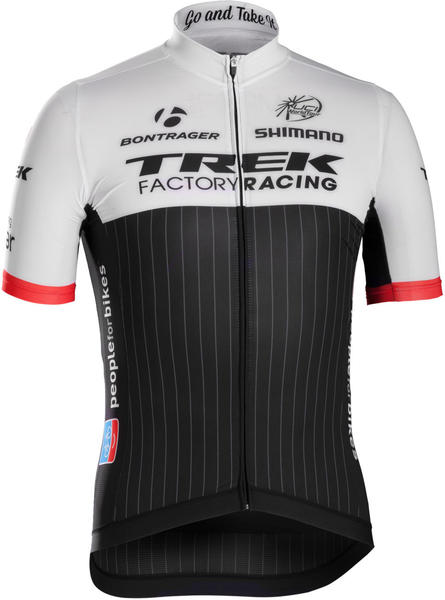 Bontrager Trek Factory Racing RSL Jersey Color: TFR Black