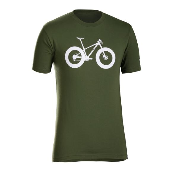 Bontrager Farley T-Shirt Color: Army Green