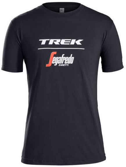 Bontrager Trek Segafredo T-Shirt Color: Black