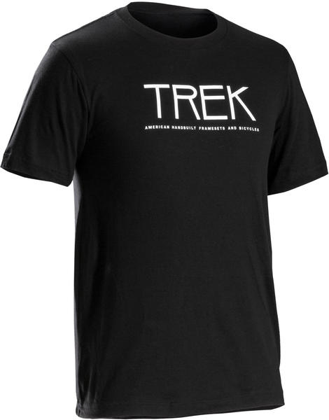 Bontrager Trek Vintage Logo T-Shirt Color: Black