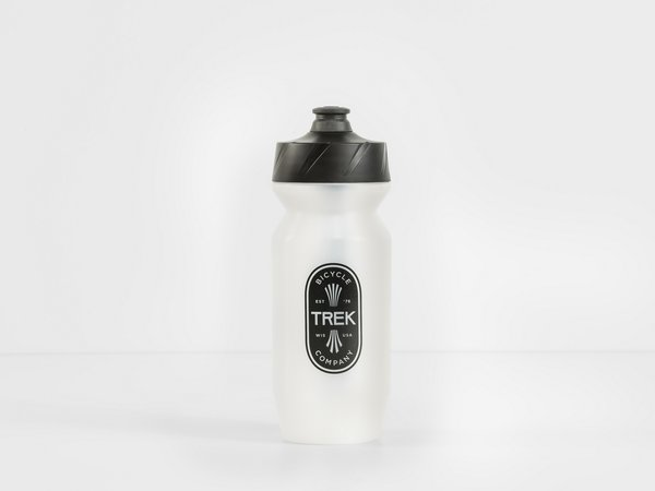 Trek Voda Heritage Water Bottle Color | Fluid Capacity: Clear/Black | 21-ounce