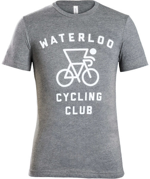 Bontrager Trek Waterloo Cycling Club T-Shirt Color: Grey