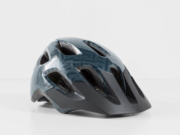 Bontrager Tyro Youth Bike Helmet Color: Battleship Blue