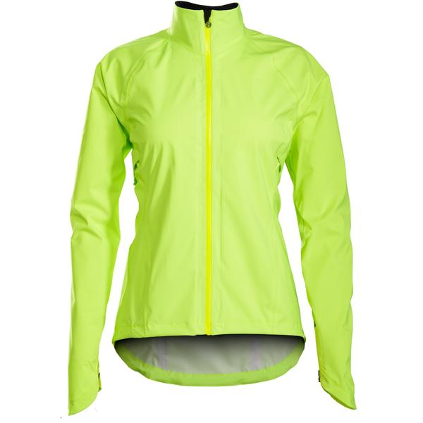 Bontrager Vella Stormshell Jacket - Women's Color: Visibility Yellow