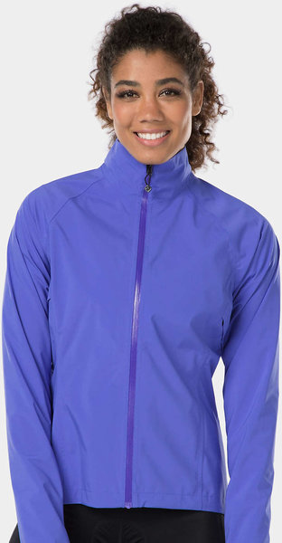 Bontrager Vella Stormshell Women's Jacket Color: UltraViolet