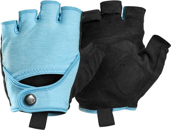 Bontrager Vella Women's Cycling Glove Color: Azure