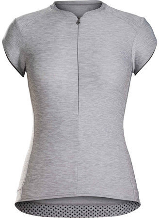 Bontrager Vella Women's Jersey Color: Anthracite
