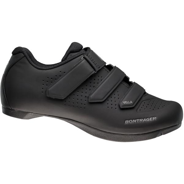 Bontrager Vella Women's Road Shoe Color: Black