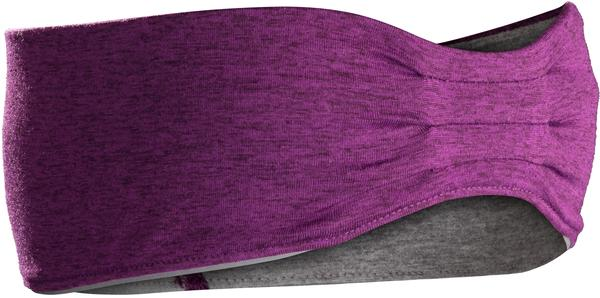 Bontrager Vella Women's Thermal Headband Color: Purple Lotus