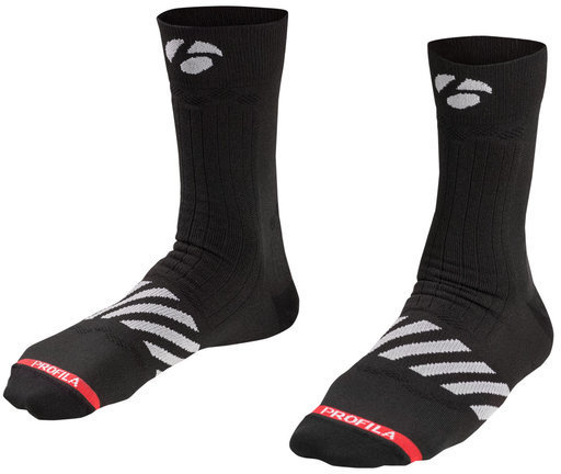 "Bontrager Velocis 5"" Socks Color: Black"