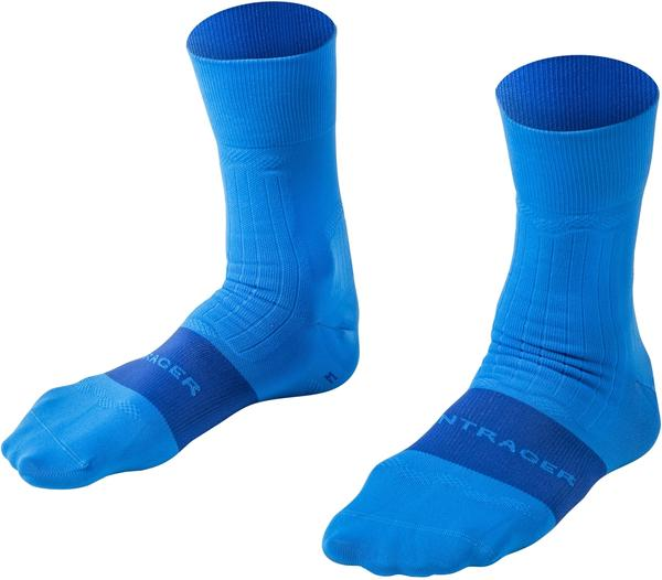 Bontrager Velocis Crew Cycling Sock Color: Azure