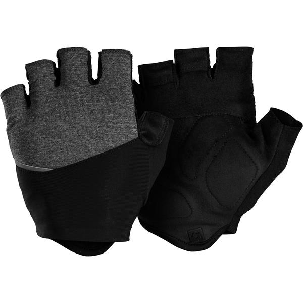 Bontrager Velocis Cycling Glove Color: Black
