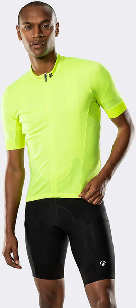 Bontrager Velocis Cycling Jersey Color: Radioactive Yellow