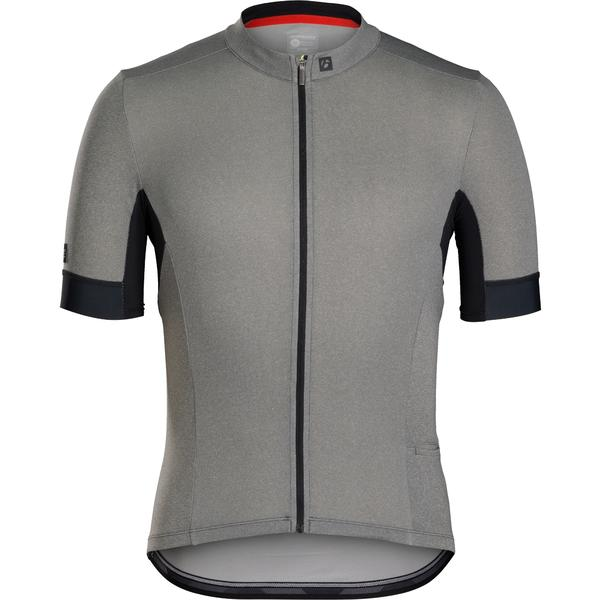 Bontrager Velocis Endurance Cycling Jersey Color: Charcoal