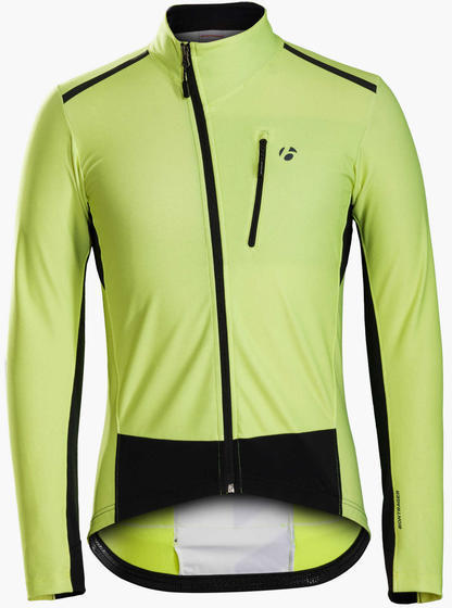 Bontrager Velocis Halo S1 Softshell Jacket Color: Visibility Yellow