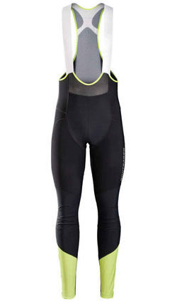 Bontrager Velocis Halo S1 Softshell Bib Tight Color: Black