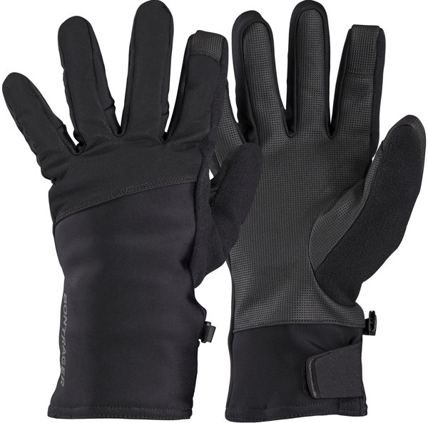 Bontrager Velocis Softshell Cycling Glove Color: Black