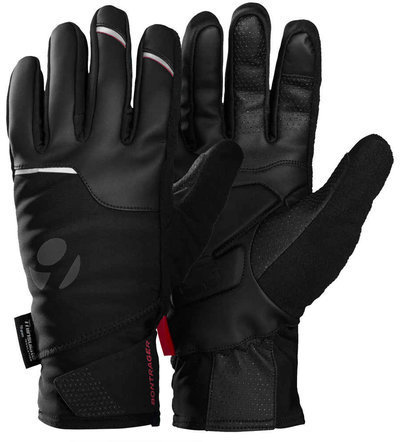 Bontrager Velocis Softshell Gloves Color: Black